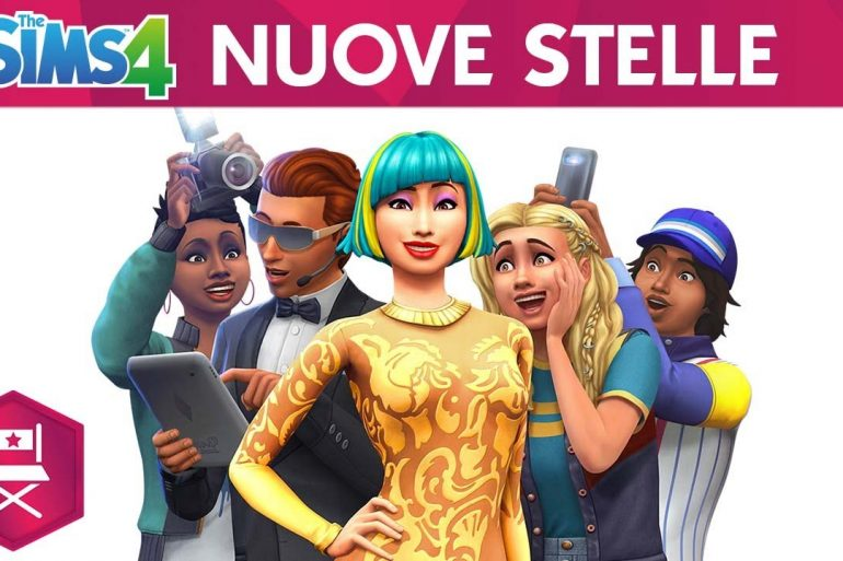 The Sims 4 - Nuove Stelle
