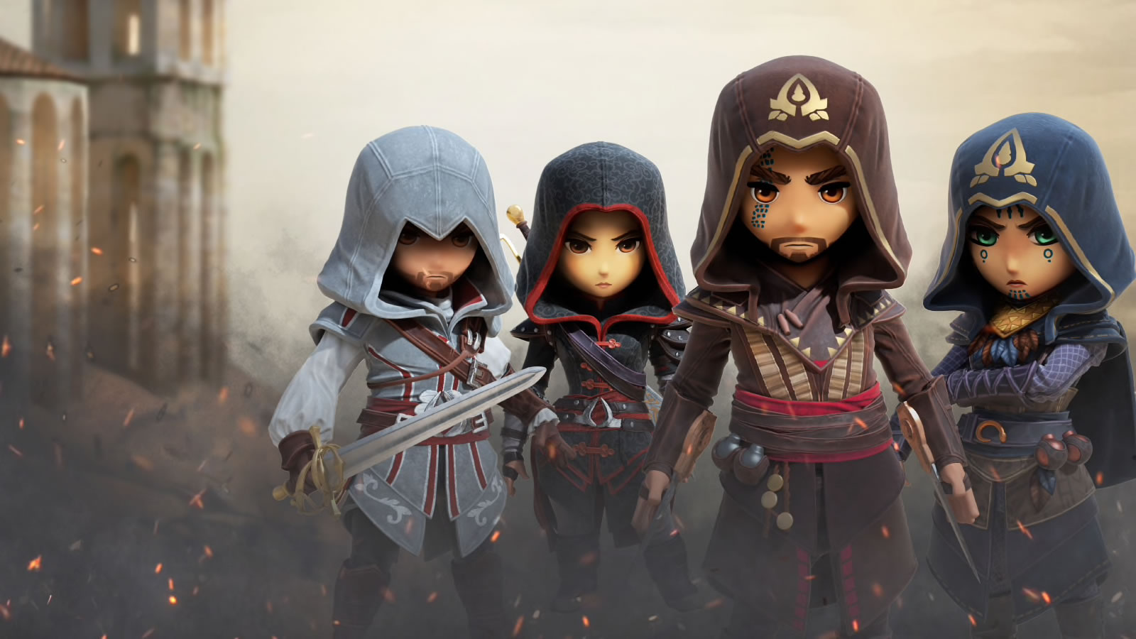 Assassin's Creed Rebellion