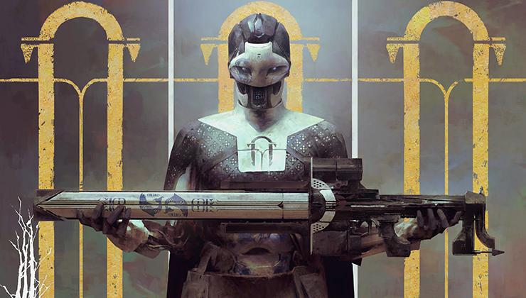 Destiny 2: I Rinnegati - Armeria Nera
