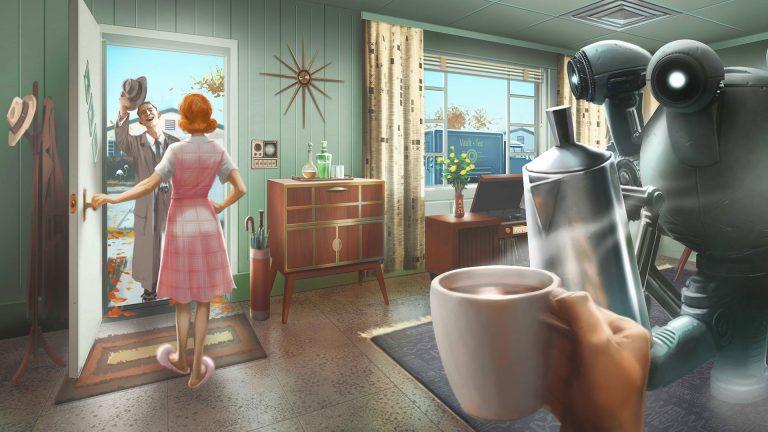Road to Fallout 76 - Gli anni '50