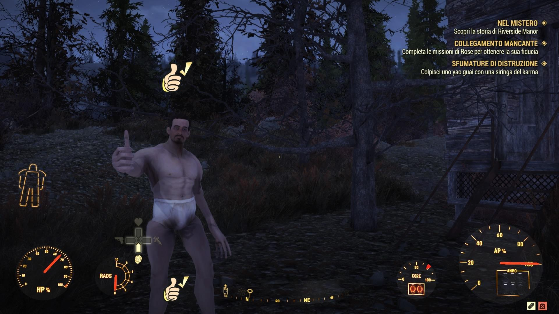 Fallout 76, come risolvere il bug dell'armatura atomica