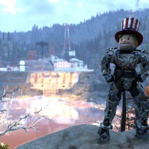 Fallout 76, dove trovare le Armature Atomiche