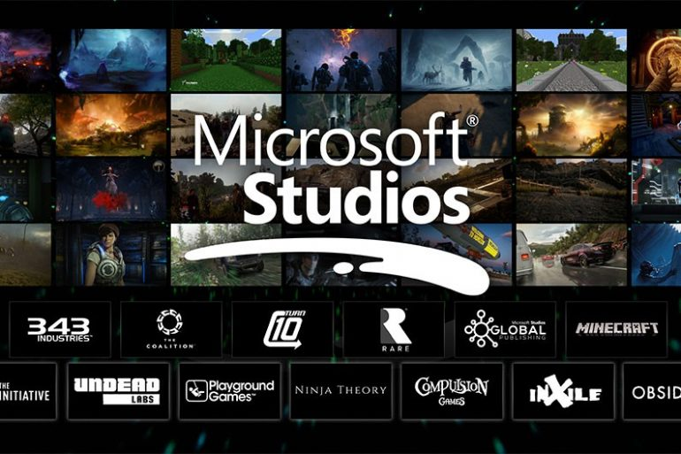 Microsoft Studios - Obsidian Entertainment - inXile