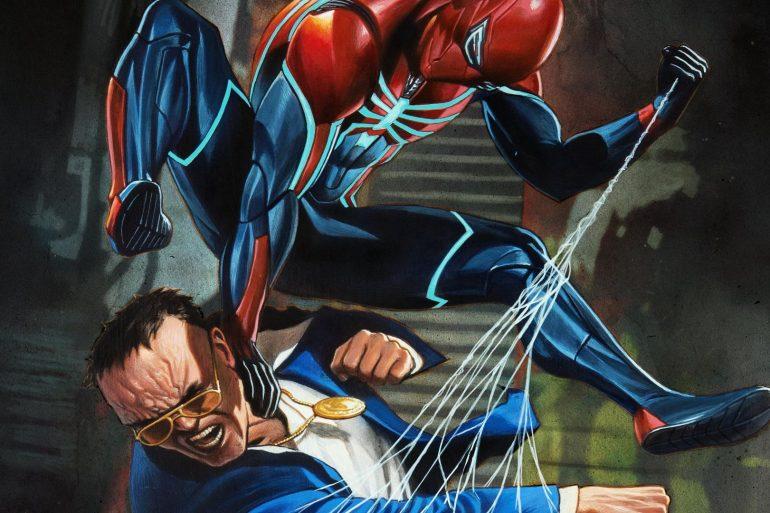 Marvel's Spider-Man: Territori Contesi