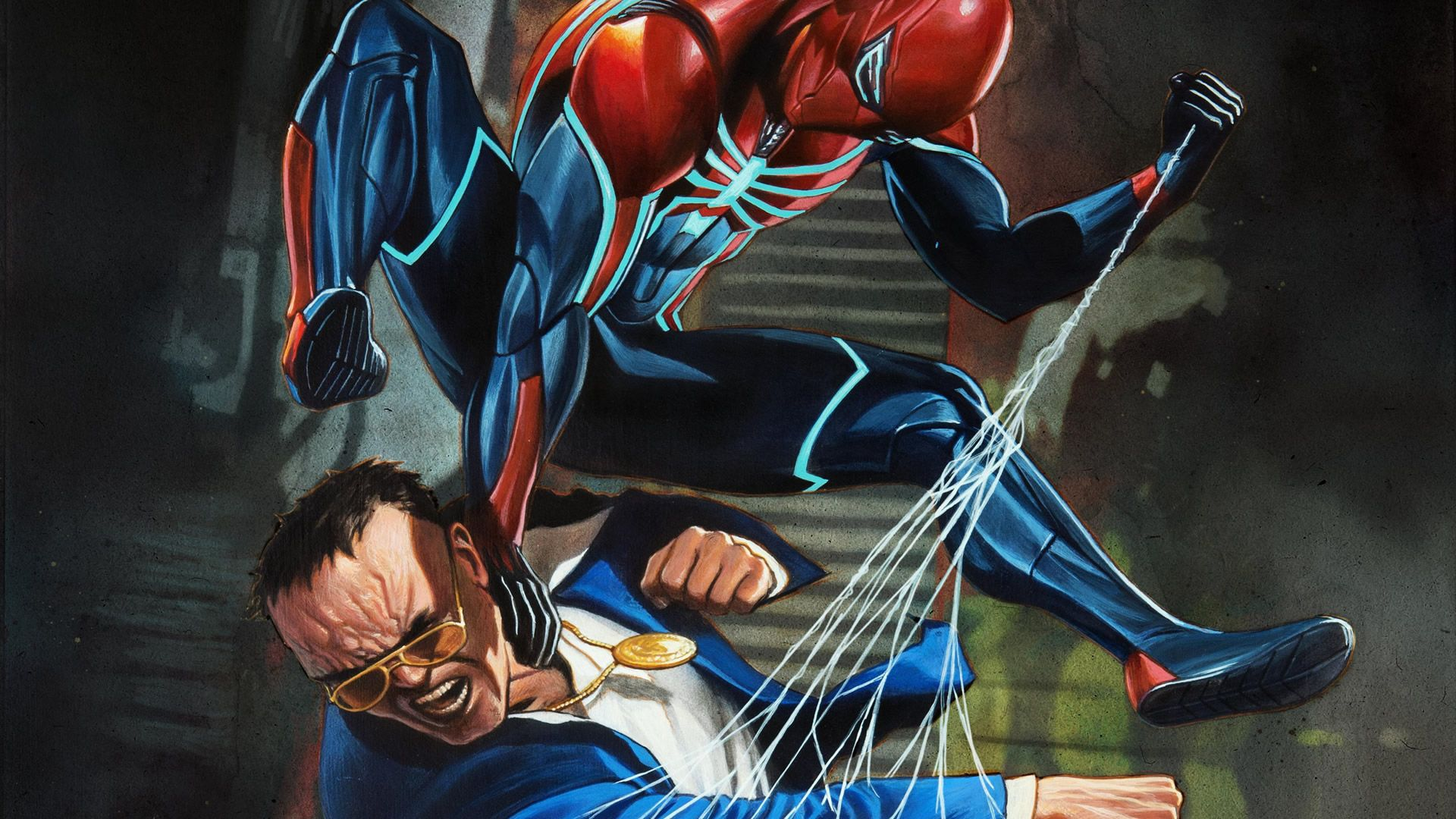 Marvel's Spider-Man: Territori Contesi