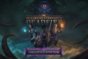 Pillars of Eternity 2: The Forgotten Sanctum