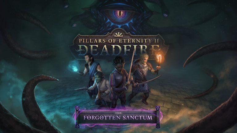 Pillars of Eternity 2: The Forgotten Sanctum