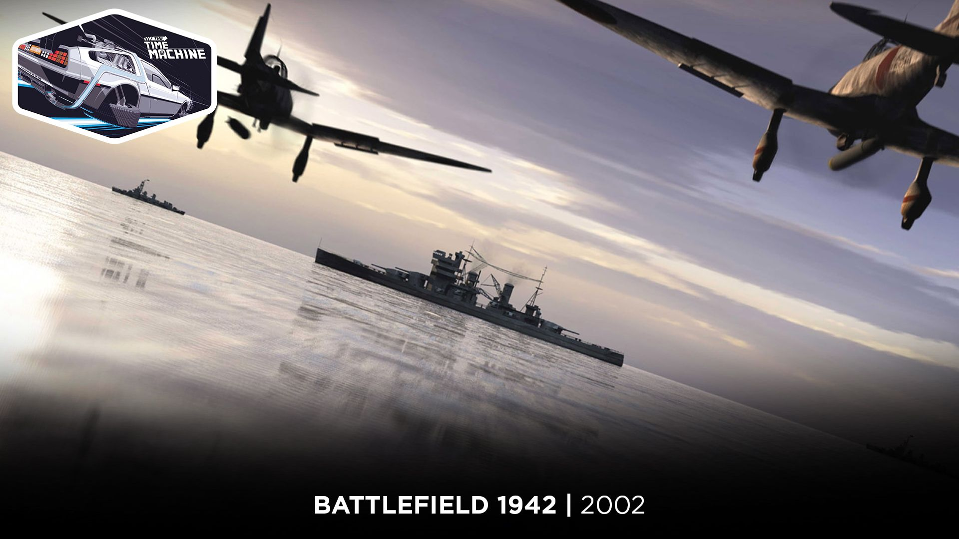 The Time Machine - Battlefield 1942