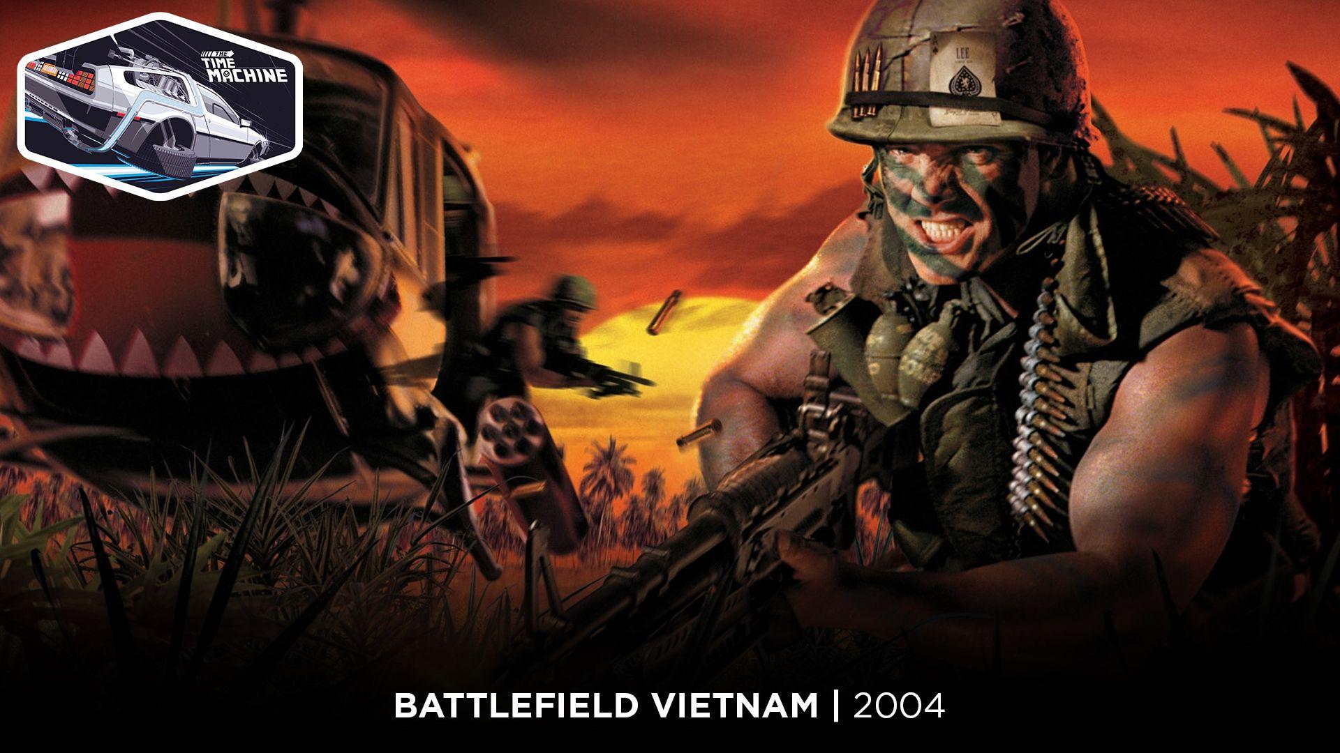 The Time Machine - Battlefield Vietnam