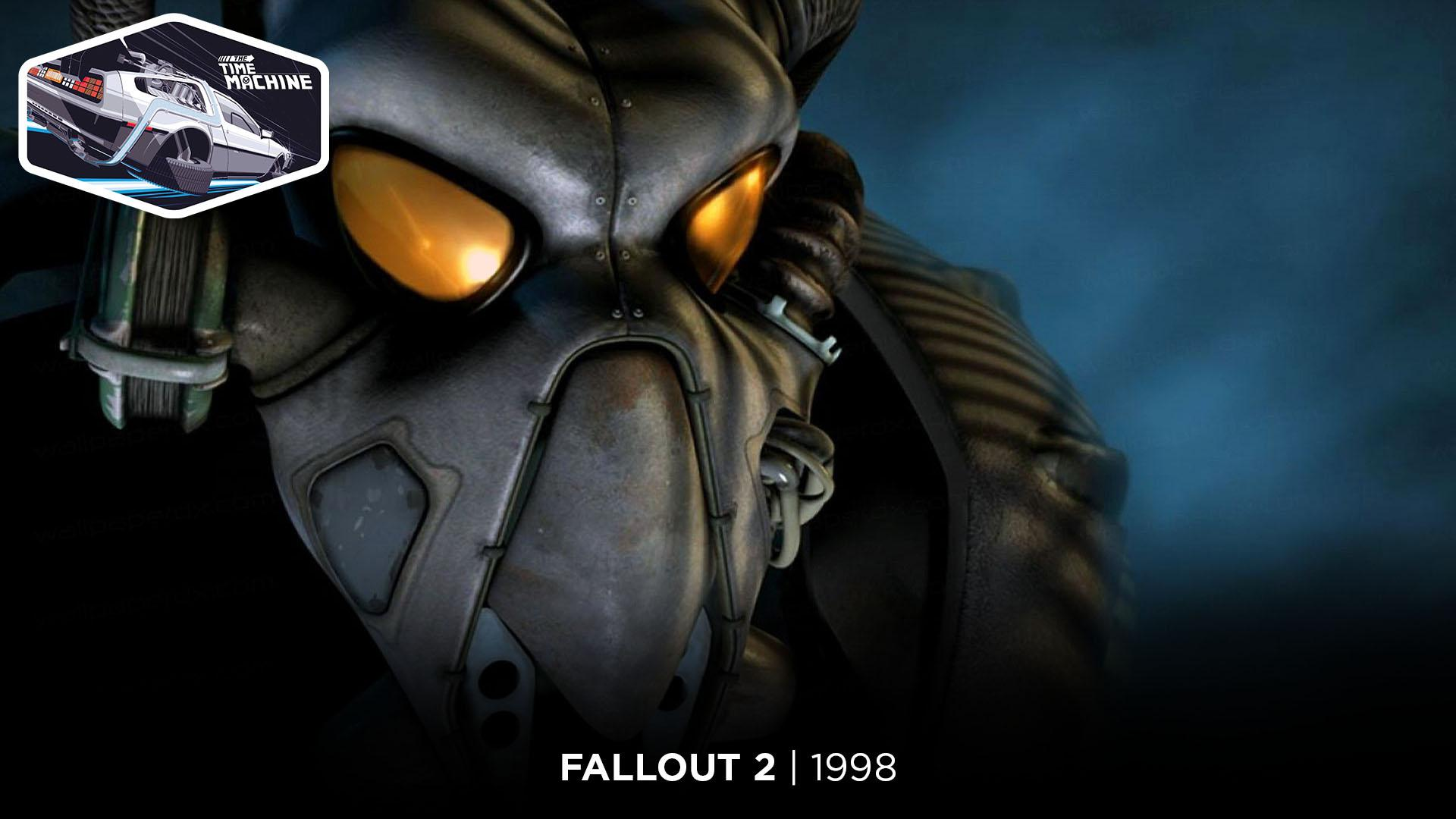 The Time Machine - La storia di Fallout