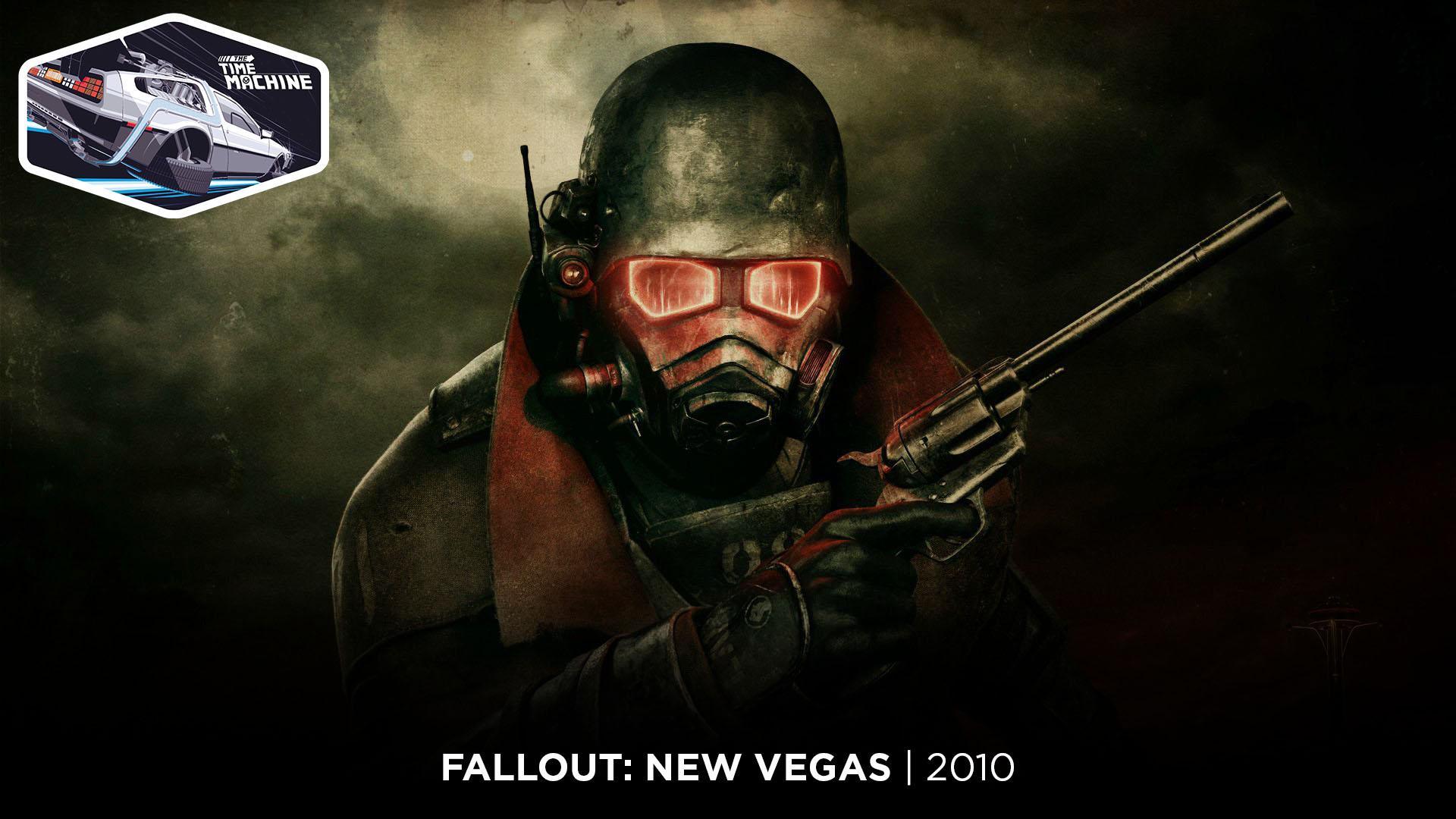 The Time Machine - La storia di Fallout