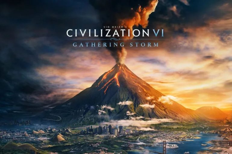 Civilization VI - Gathering Storm