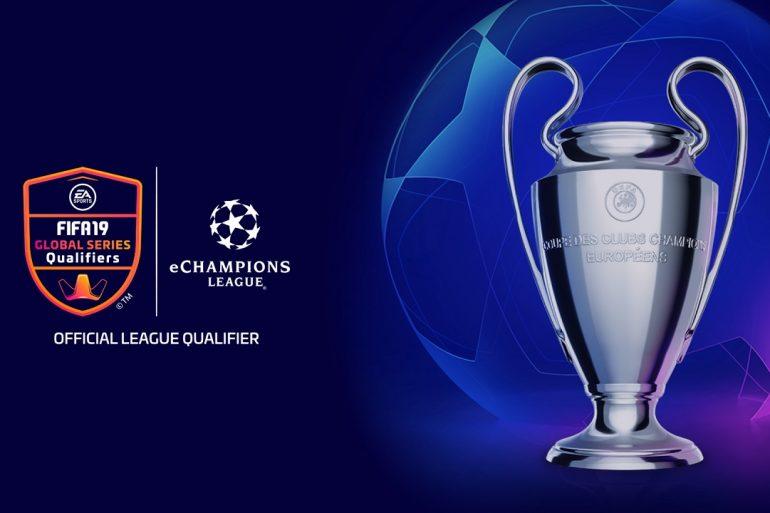 FIFA 19 - eChampions-League