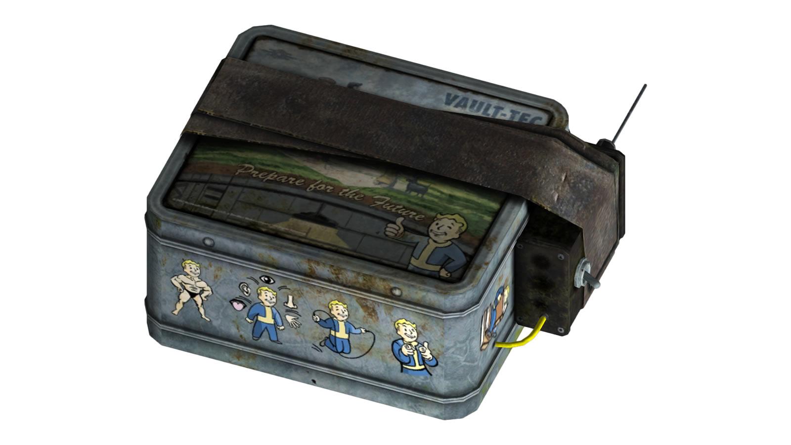 Fallout 76 - L'importanza dei tappi