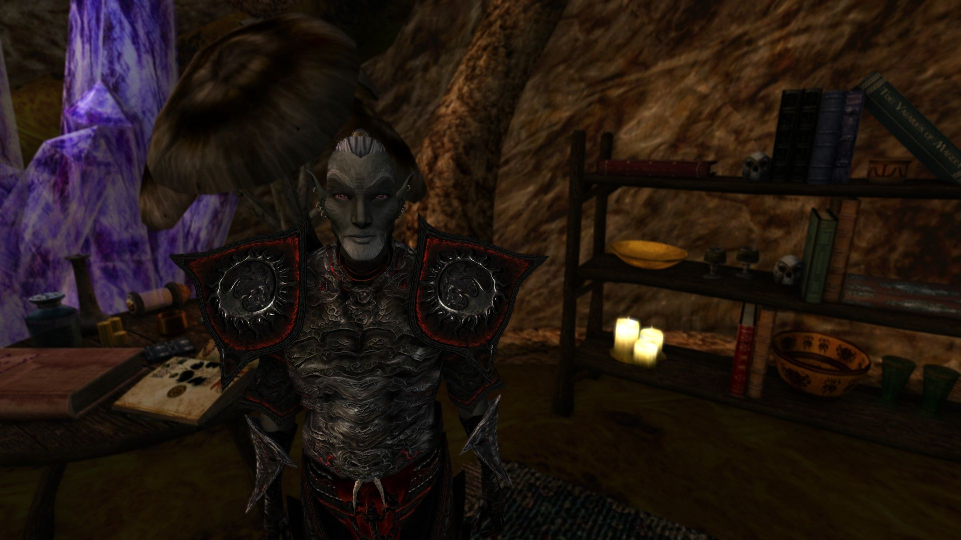 Le Leggende di Tamriel - Divayth Fyr