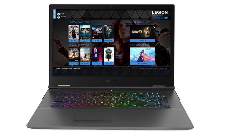 Lenovo Legion Game Store