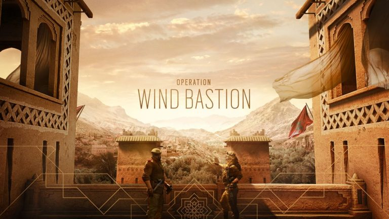 Rainbow Six Siege: Operation Wind Bastion