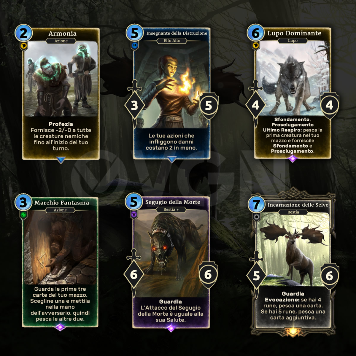 The Elder Scrolls: Legends - Scintilla Gelida
