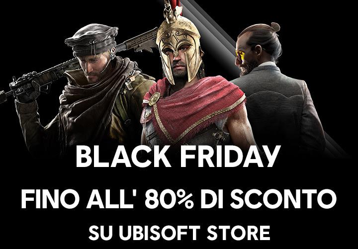 Ubisoft - Black Friday