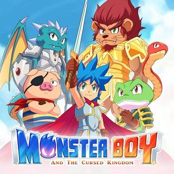 Monster Boy e il Regno Maledetto