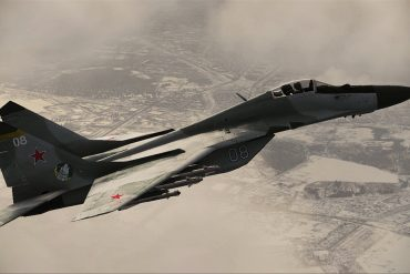Ace Combat - MiG-29A