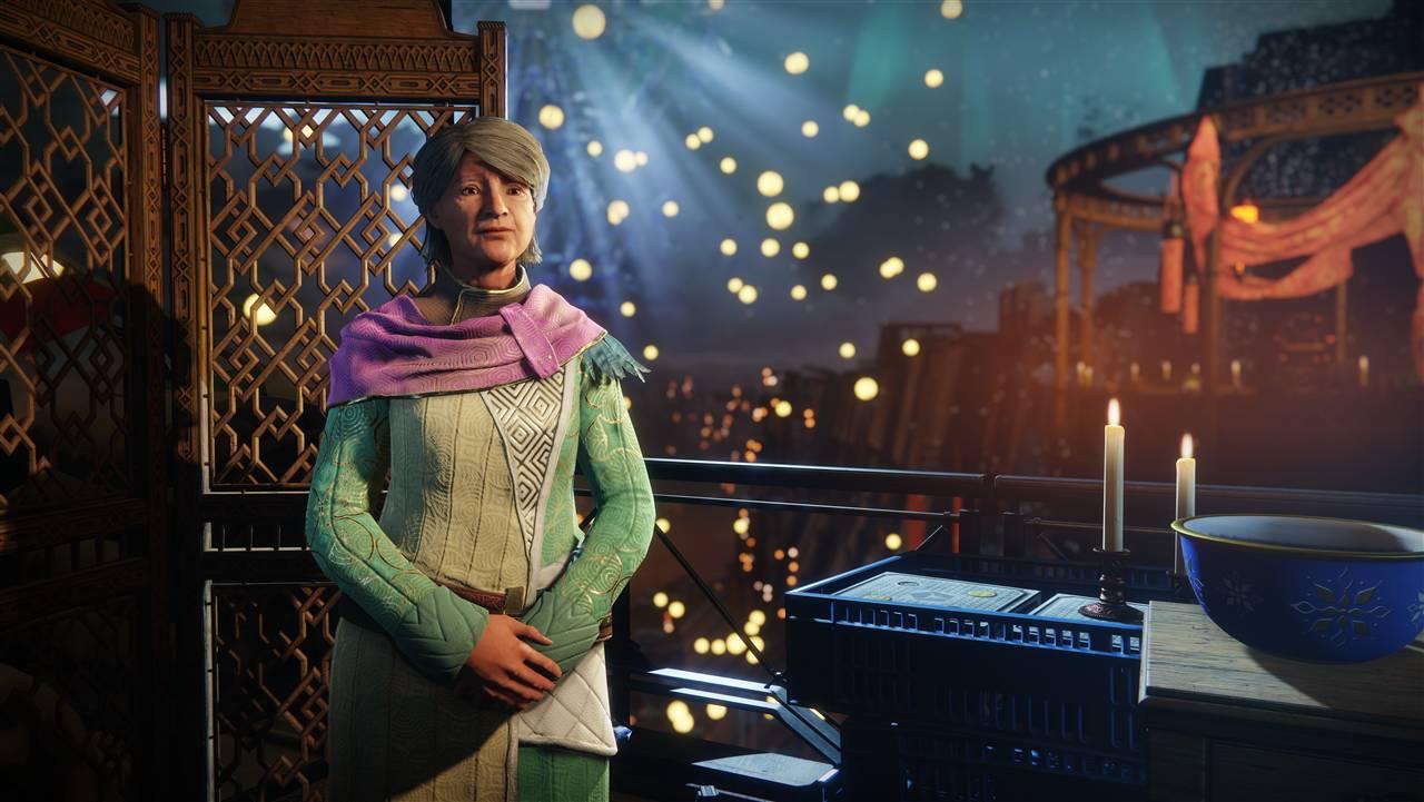 Destiny 2: L'Aurora