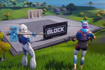 Fortnite: The Block