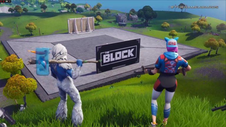 Fortnite: The Block