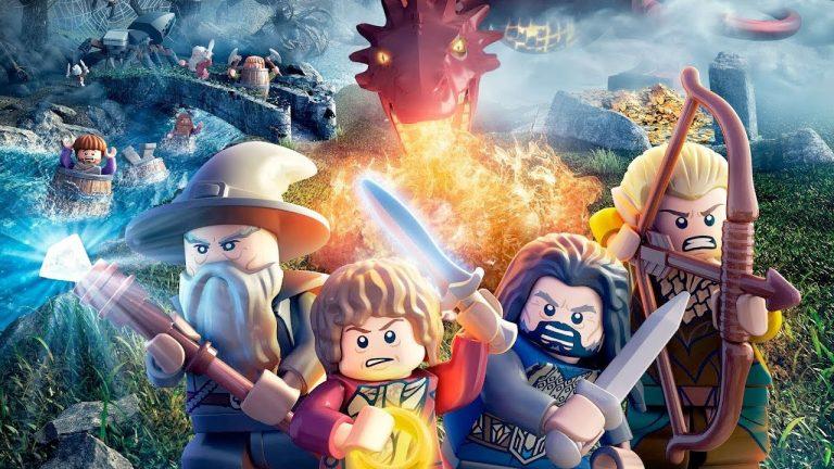 LEGO: Lo Hobbit