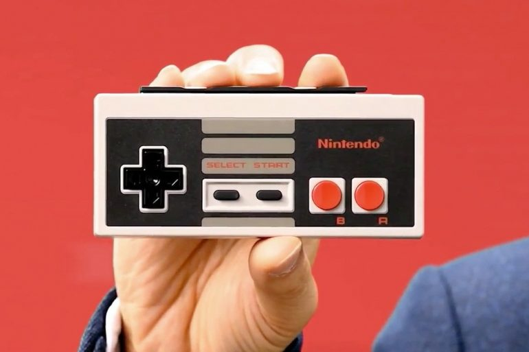 Controller NES - Nintendo Switch