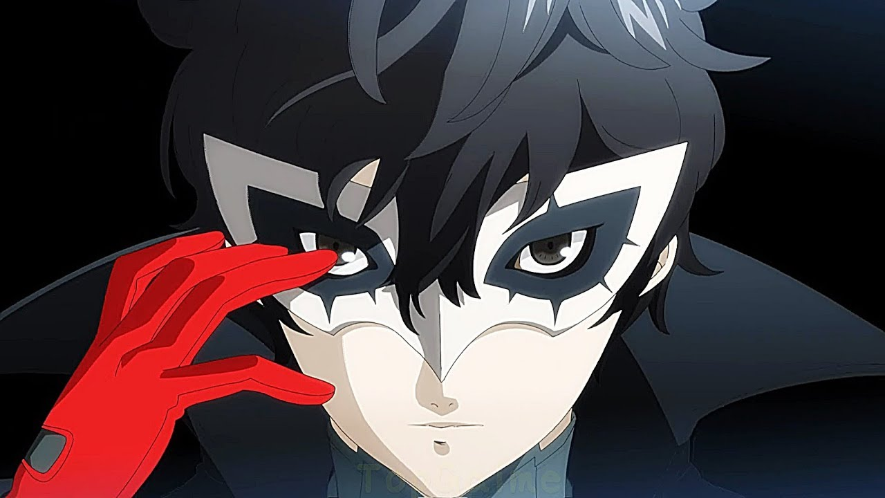 Super Smash Bros. Ultimate x Persona 5