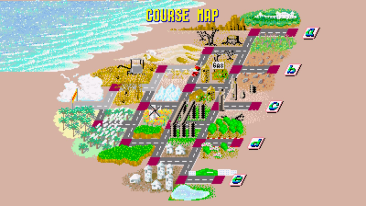SEGA Ages: Out Run