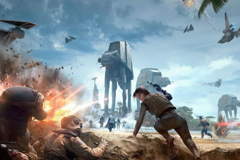 Star Wars Visceral Games