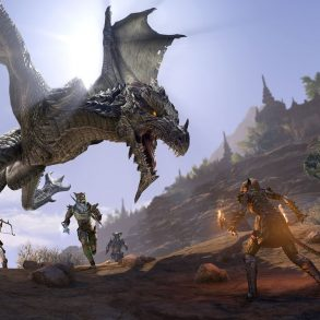 The Elder Scroll Online: Elsweyr