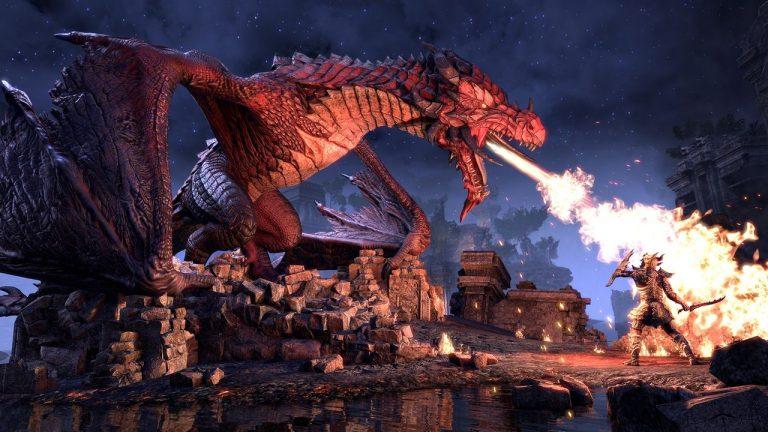 The Elder Scroll Online: Elsweyr