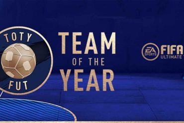 FIFA 19 - Team of the Year
