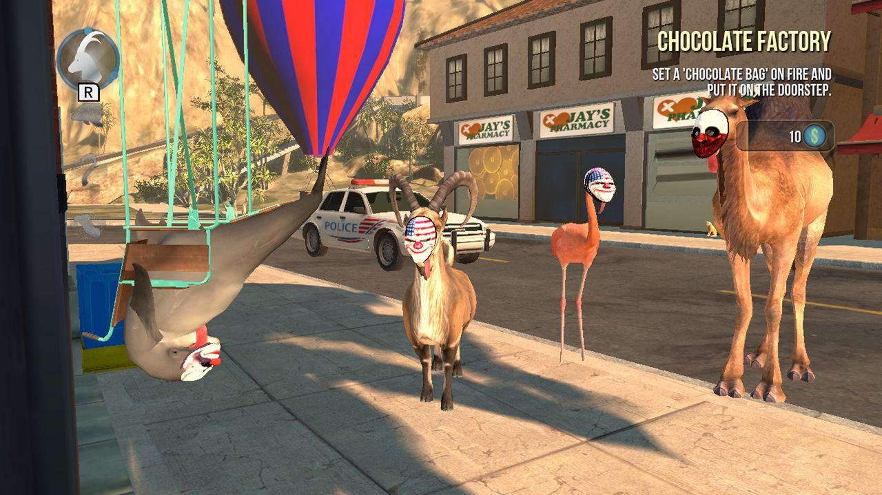 Goat Simulator: GOTY