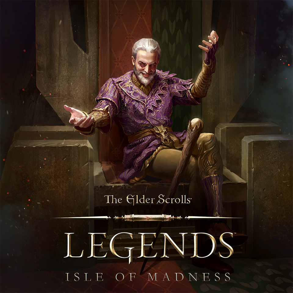 The Elder Scrolls: Legends - Isola della Follia