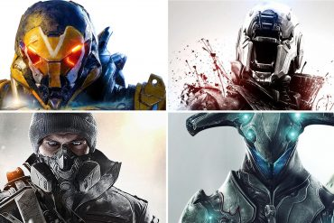 Anthem vs Destiny vs The Division vs Warframe