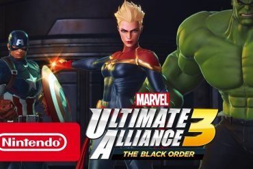 Marvel Ultimate Alliace 3
