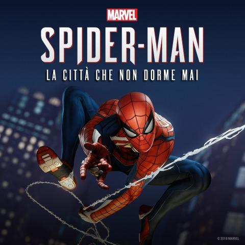 Marvel's Spider-Man: La città che non dorme mai