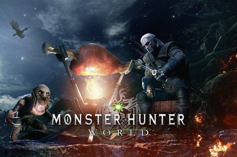 Monter Hunter World