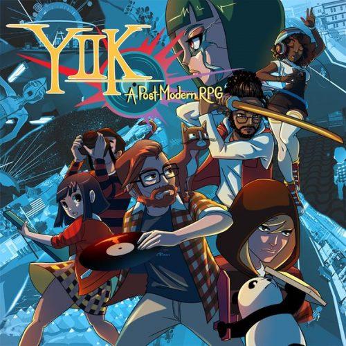 YIIK: A Post-Modern RPG
