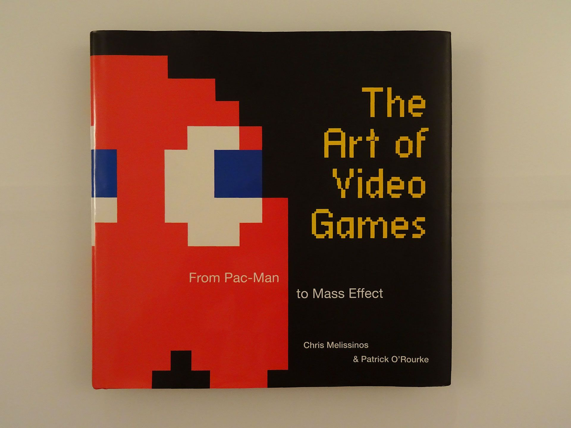 Pixel Cartacei - The Art of Video Games: From Pac-Man to Mass Effect
