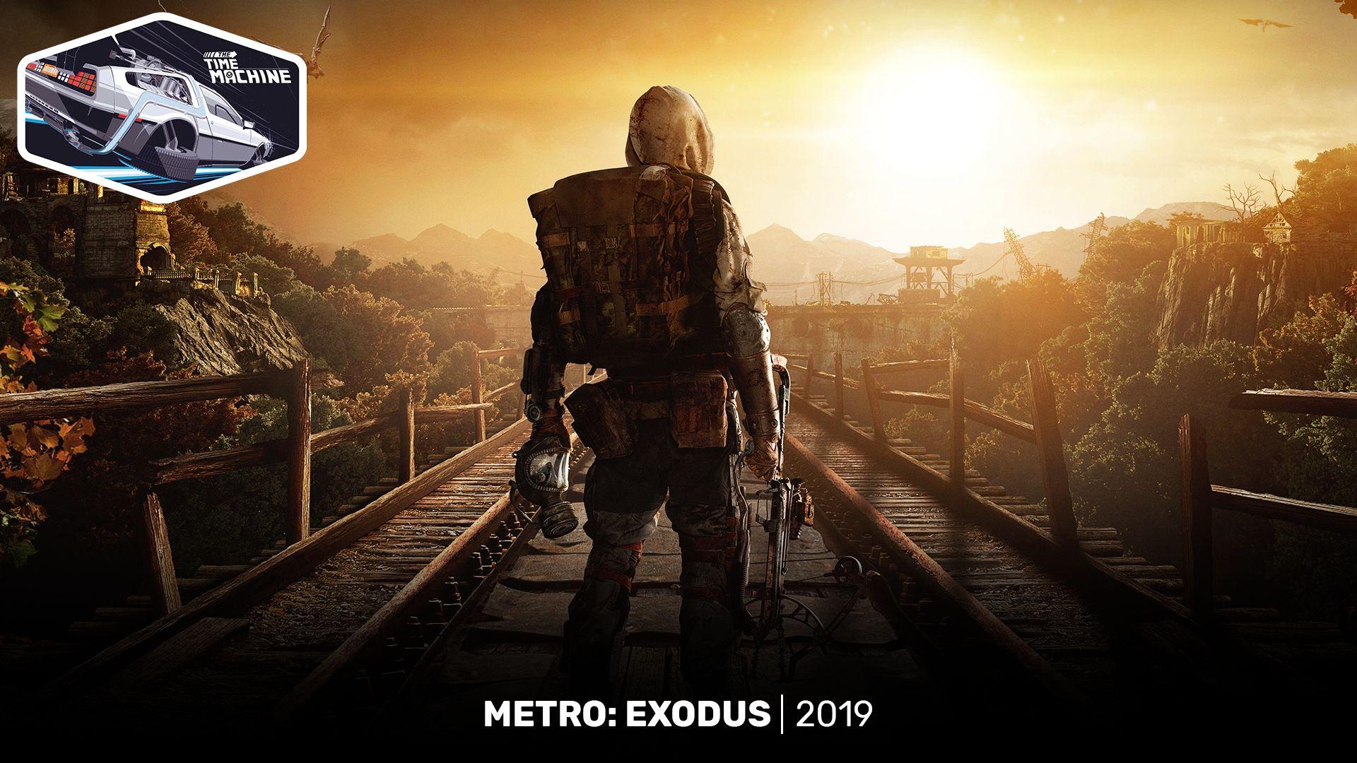 The Time Machine - La storia di Metro