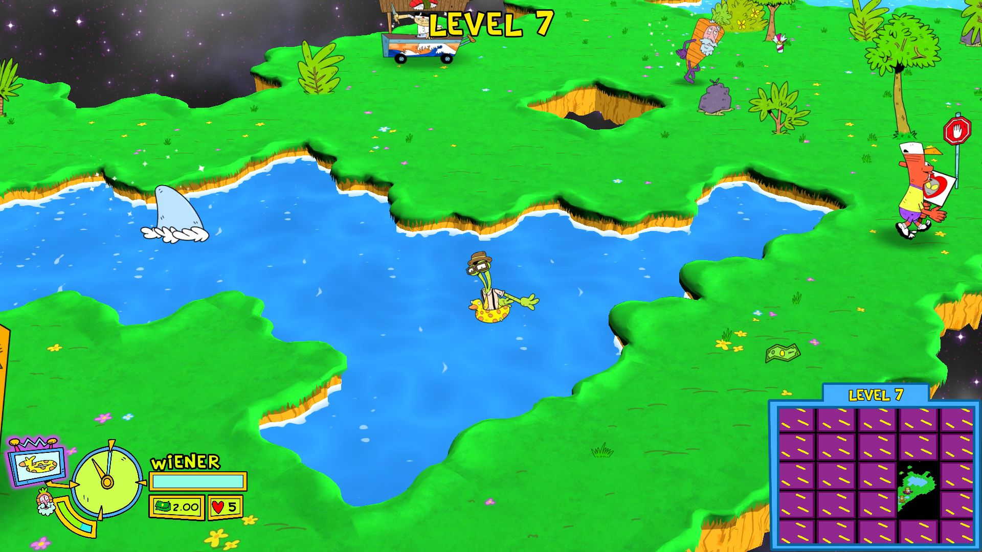 ToeJam and Earl: Back in the Groove!
