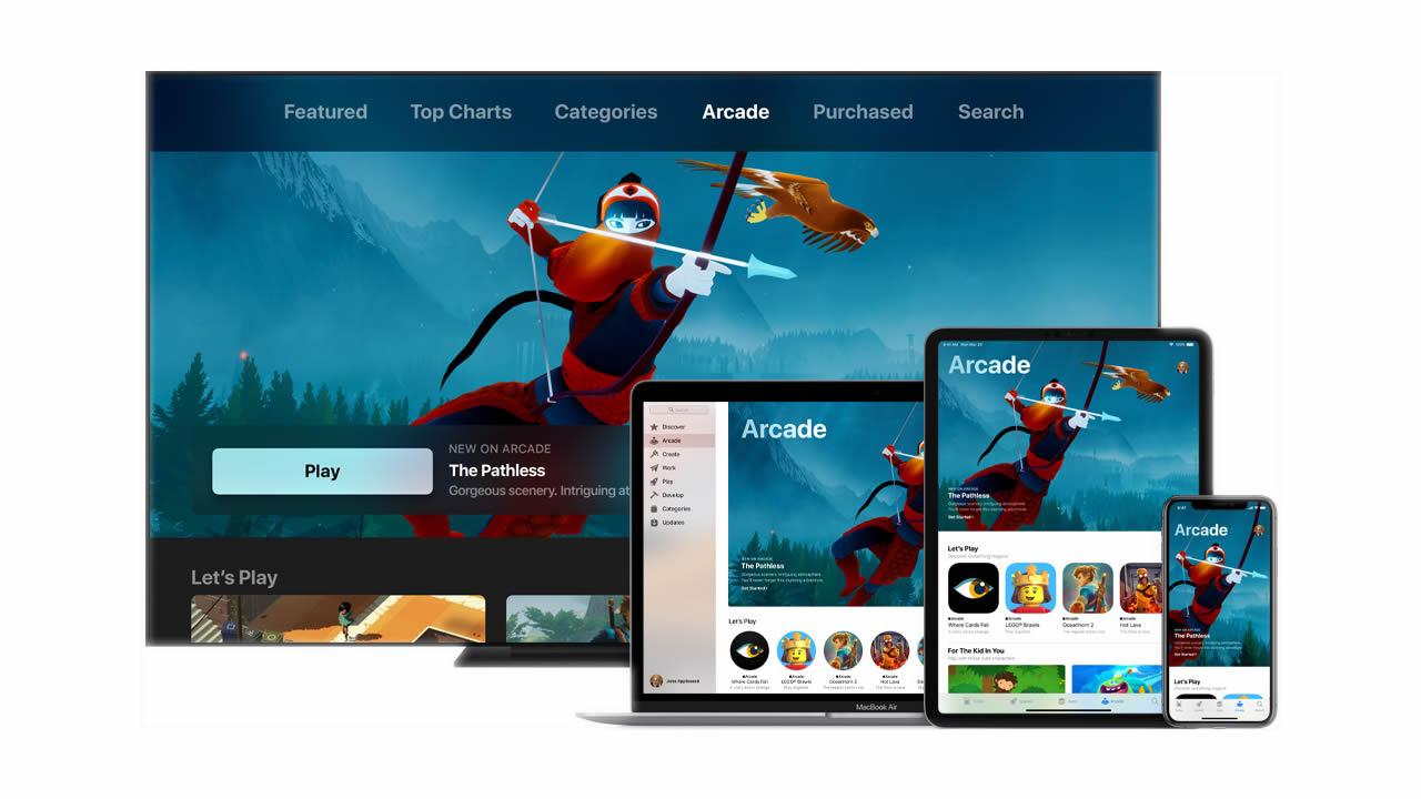 Apple Arcade - Tutti i giochi annunciati