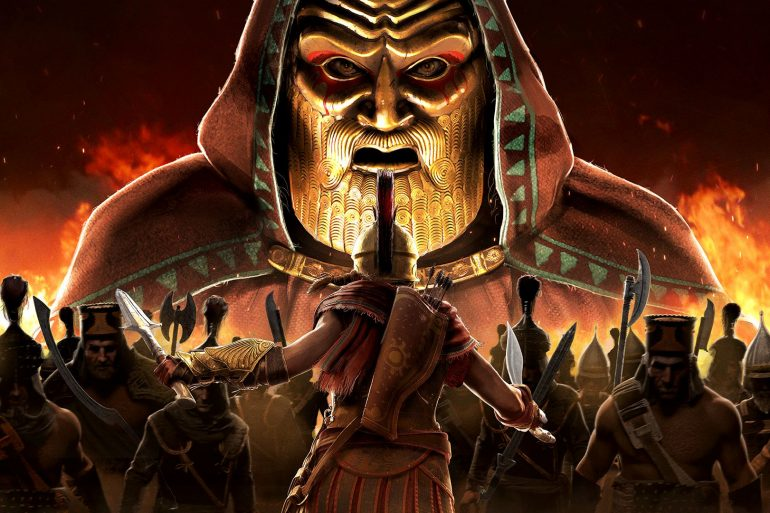Assassin's Creed Odyssey: Stirpe