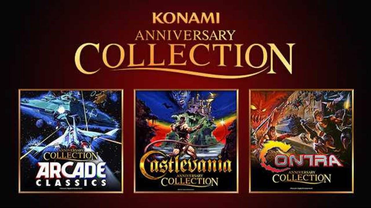 Konami Collection
