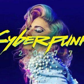 Lady Gaga - Cyberpunk 2077
